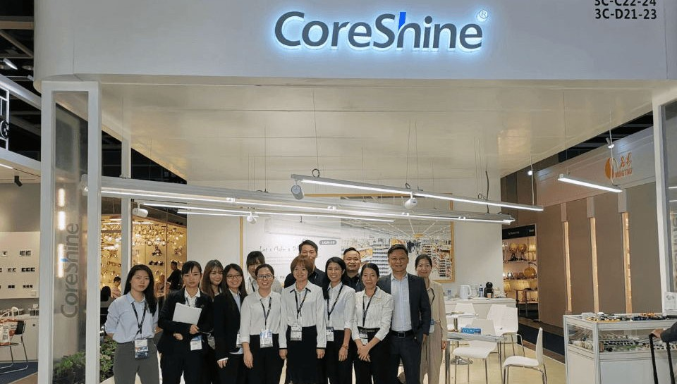 How Do Coreshine Get Better And Better